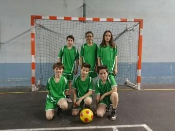Futsal : l'AS au top !