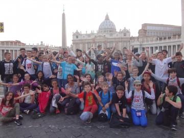 Voyage à Rome des 6ème
