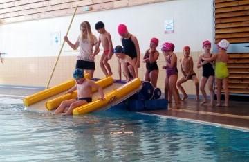 Sortie piscine pour les classes de CP/CE1