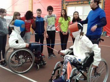 Sport, partage et handicap