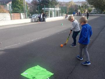 Initiation hockey en Ce1/Ce2