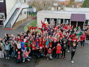 St-Jo fête Noël ! «Jumper day» ( journée Pulls de Noël)